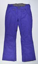 Bonfire REMY DENIM 10K/8K Womens Snowboard Ski Pants Medium Iris Purple NEW