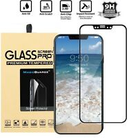For iPhone X  Xs XR Max 3D Curved Full Coverage Tempered Glass Screen Protector