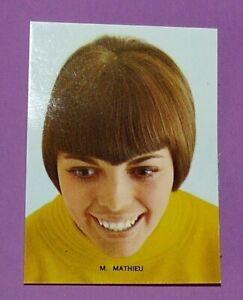 IMAGE PHOTO MIREILLE MATHIEU / ANNEES 60 SIXTIES 60's CHANTEUSE MUSIQUE
