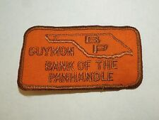 Vintage Guymon Bank of the Panhandle BP Oklahoma Patch
