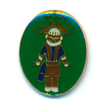 Hopi pueblo moki o Moqui indios United States estados unidos button pin ele 0537