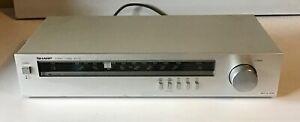 Sharp Stereo Tuner ST-31