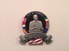 2016 Presidential White House Obama G7 Summit Japan Trip coin