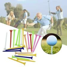 Pride Evolution Performance Golf Tees Plain Mixed Color - 10 Pcs/ Pack Fast