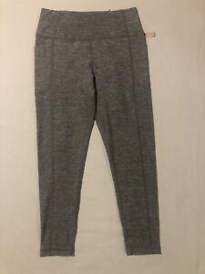 Victorias Secret Softest Legging Studio 7/8 High Rise heather gray size 12  $69