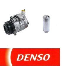 For 540I 740I 740IL M5 E38 E39 4.4 4.8 V8 Denso AC A/C Compressor & Drier NEW