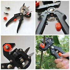 Garden Fruit Tree Pro Pruning Shears Scissor Grafting Cutting Tools Suit Plant
