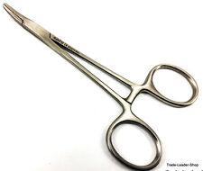 Mayo Hegar Nadelhalter gebogen 15,5 cm chirurgisch Dental Naht Nadel OP Piercing