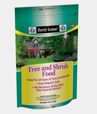 Ferti-Lome Tree & Shrub Plant Food Granules 4 lb. All Types No Digging 10864 New