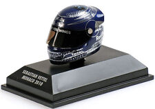 1/8 Sebastian Vettel Red Bull Monaco GP 2010 Arai Helmet Minichamps