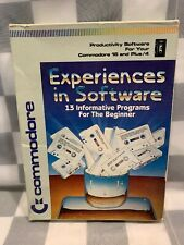 EXPERIENCES IN SOFTWARE Commodore 16 / Plus 4 Vintage System