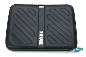 "Thule 15"" Gauntlet Sweden Hard Shell Laptop Tablet Zippered Case"