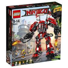 LEGO NINJAGO Kai's Feuer-Mech 70615, NEU