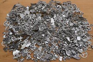 85g Tibetan Charms Alloy Pendant Animal Jewellery Making Beads Craft Mixed Lot