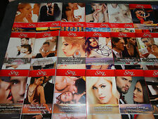 27 Mills & Boon Books - BULK - ** Sexy 2014 PUBLISHED **