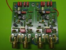 Aikido Phono Riaa Vorverstärker für DIY Projekte. FET Phono Fertig u geprüft.