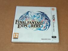 Final Fantasy : Explorers, a estrenar para Nintendo 3DS , Pal