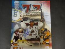Ray Bourque Signed 11x14 Photo Autograph Auto PSA/DNA AD71495