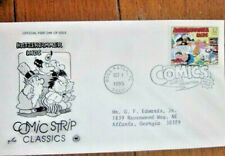 KATZENJAMMER KIDS   COMIC STRIP CLASSICS 1995 PCS CACHET FDC