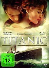 TITANIC (Leonardo DiCaprio, Kate Winslet) 2 DVDs NEU+OVP