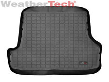 WeatherTech Cargo Liner Trunk Mat for Ford Escort Wagon- 1991-1999 - Black