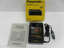 Panasonic EY0900 12v DC Universal Car - Boat - RV Battery Charger  NEW!