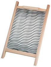 Hofmeister Holzwaren - neues Waschbrett aus Holz / Metall - Wäschebrett 55 cm