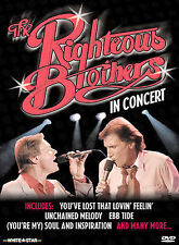 The Righteous Brothers - In Concert, Good DVD, Righteous Brother, Bobby Hatfield
