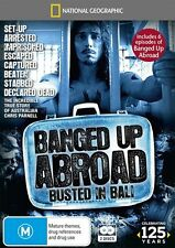 National Geographic: Banged up Abroad - Busted in Bali NEW R4 DVD