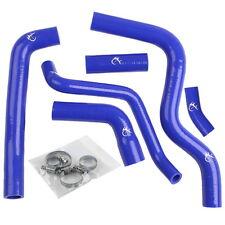 For YAMAHA FZ6/FZ6S  Silicone Blue Radiator Hose Kit 03-11 04 05 06 07 08 09 10