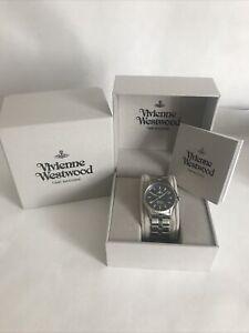 Ladies Vivienne Westwood The Savile Bracelet Watch £225 Just Worn Once's