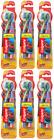 Colgate Kids Toothbrush, Extra Soft, Blaze, 2 Ct 6 Pack