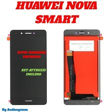 P1 DISPLAY+ TOUCH SCREEN+TOOLS PER HUAWEI NOVA SMART HONOR 6C NERO VETRO DIG-L01