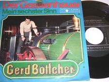 """7"""" - Gerd Böttcher Der Gassenhauer & Mein sechster Sinn - 1968 # 0921"""