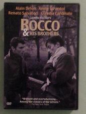 alain devon ROCCO & HIS BROTHERS annie girardot    DVD  genuine region 1