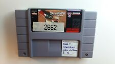 HardBall III Super Nintendo SNES Video Game Cart - FAST FREE SHIPPING !!
