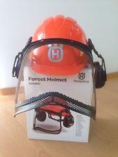 Husqvarna Forsthelm Classic - Schnittschutzhelm - Helmset - Orange - NEU