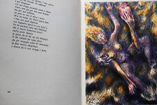 Vita Nuova Illustrato da PERICLE FAZZINI 1984 - TREC - Edizione di Pregio
