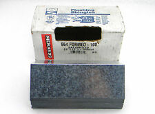 "LOT OF 89 NEW APPLETON 964 FORMED 2.5"" X 2.5"" X 7"" GALVANIZED FLASHING SHINGLES"