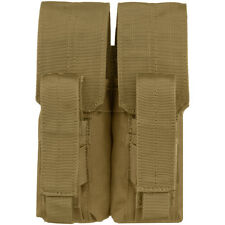 Condor Double Kangaroo Mag MOLLE Pouch Pistol Ammo Storage Case Coyote Brown