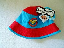 """Spencers """" NWT """" Infant / Child Wonder Woman Reversible Hat """" GREAT GIFT """""""