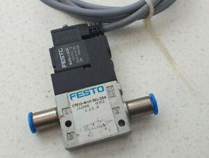 Festo Solenoid valve CPE10-M1H-3GL-Q56 Lightly used