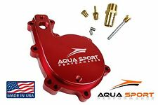 SeaDoo 1.5L Rotax 4TEC Water Pump Cover for Open Loop Cooling cnc