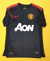 143205ce950 4.4/5 Manchester United jersey small training shirtsoccer football Nike ig93