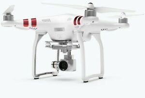 DJI Phantom 3 Standard Quadcopter Drone - White