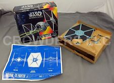 Star Wars PotF Galactic Empire TIE FIGHTER Vehicle Ejecting Solar Panels Kenner