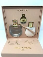 Nomade by Chloe 3 Piece Gift Set Eau De Parfum 2.5 oz 75 ml for Women Brand New
