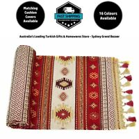 Turkish Table Runners Aztec Collection 1.4m, 2m and 2.5m Top Quality Meterials