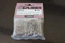 Kyosho Caliber Schraubensatz Titan CA3514