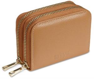 Purse Wallet Leather RFID Blocker Coin Credit Card Holder Womens Ladies takyu